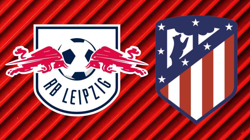 Champions League: RB Leipzig ung Atlético Madrid