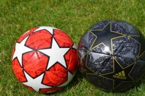 Das ist ein Symbolbild zur Champions League. In der Champions League spielen die Top-Klubs aus Europa.