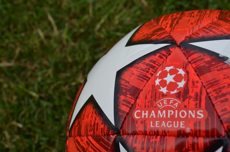 Das ist ein Symbolbild zur Champions League.
