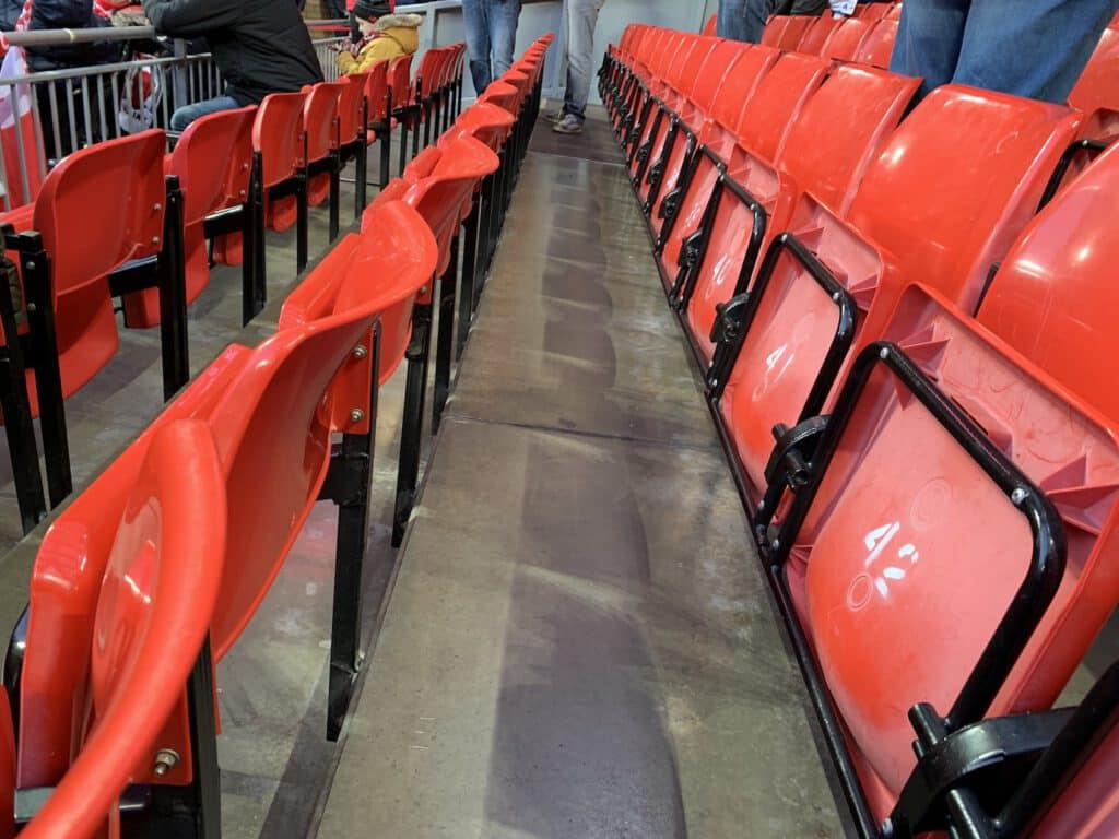 Der Liverpool FC ist spielt im Stadion Anfield und ist ein Top-Team der Premier League und Champions League.