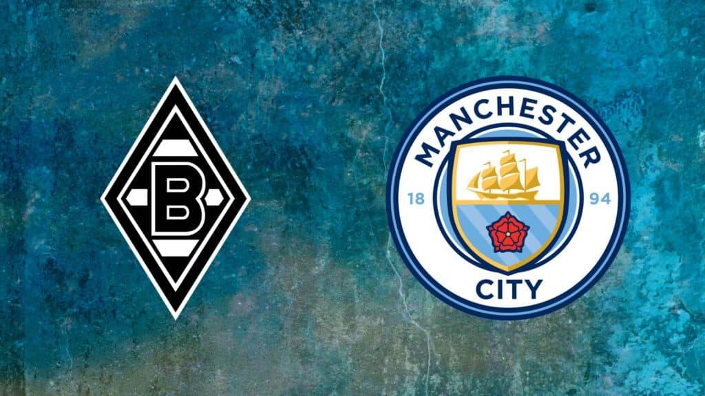 Manchester City und Borussia Mönchengladbach spielen in der Champions League.