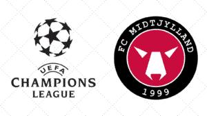 FC Midtjylland und Luca Pfeiffer werden gemeinsam in der Champions League an den Start gehen.
