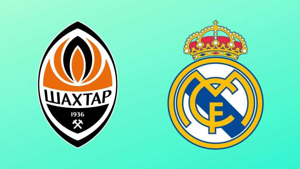 Schachtar Donezk und Real Madrid treffen in der Champions-League-Gruppenphase 2020/21 aufeinander.