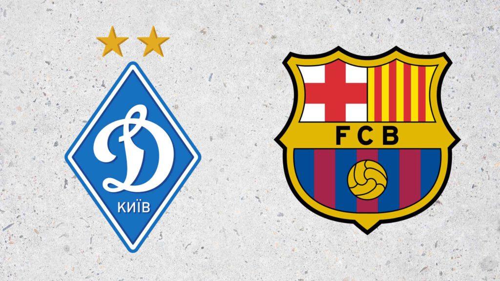 Dynamo Kiew und FC Barcelona treffen in der Champions-League-Gruppenphase 2020/21 aufeinander.