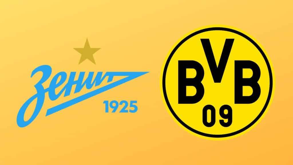 Zenit St. Petersburg und Borussia Dortmund treffen in der Champions-League-Gruppenphase 2020/21 aufeinander. Informationen zur TV-Übertragung (heute & live), zum Live-Stream und zur Champions-League-Konferenz.